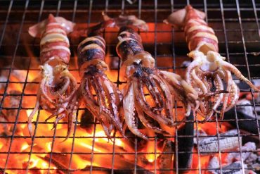 resepi sotong bakar